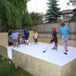 Synthetic Ice Ontario - Hockey Players