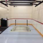 synthetic ice rink, synthetic ice skating treadmill