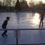 commercial synthetic ice, heavy duty synthetic ice, community ice rink