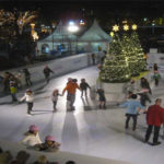 commercial synthetic ice rink, commercial synthetic ice, community ice rink,event synthetic ice rink videos