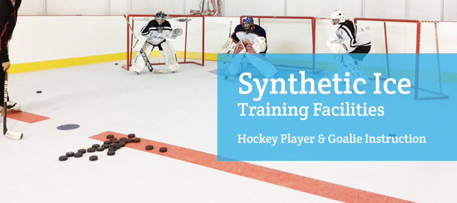 synthetic ice training facilities