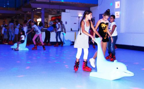 Synthetic Ice Event Rental
