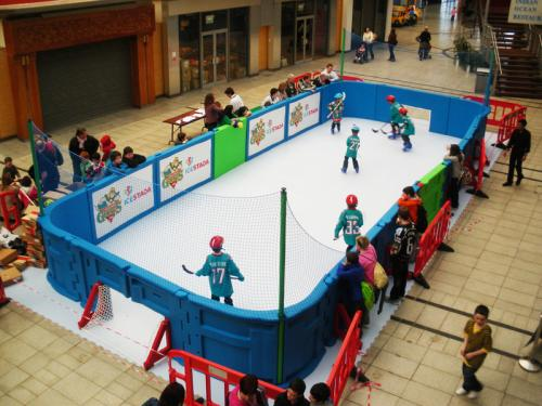 Small Synthetic Ice Rental