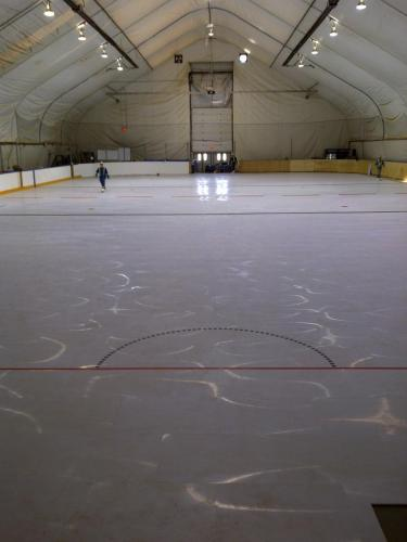 Full Size Artificial Rink