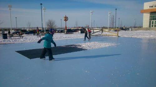 Community Ice Rink