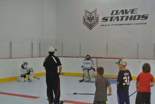 Goalie Training Center
