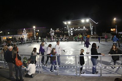 Grand Opening Community Rink