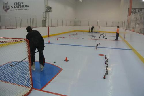 Synthetic Ice Training Aids