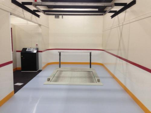 Hockey Treadmill Synthetic Ice