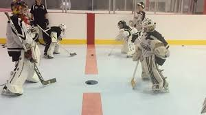 Goalie Training Facility